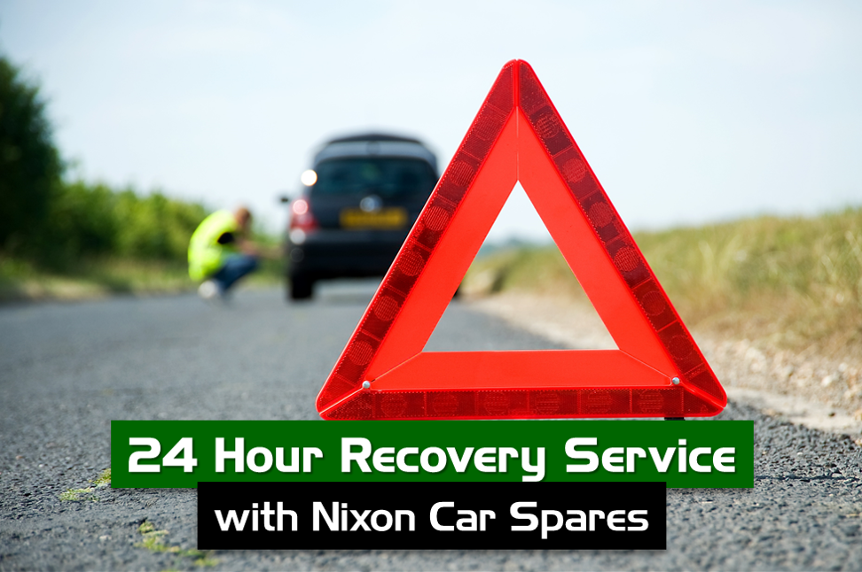 24 Hour Recovery Nixon Car Spares
